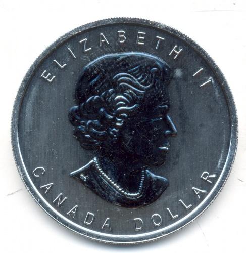 1 доллар. Канада