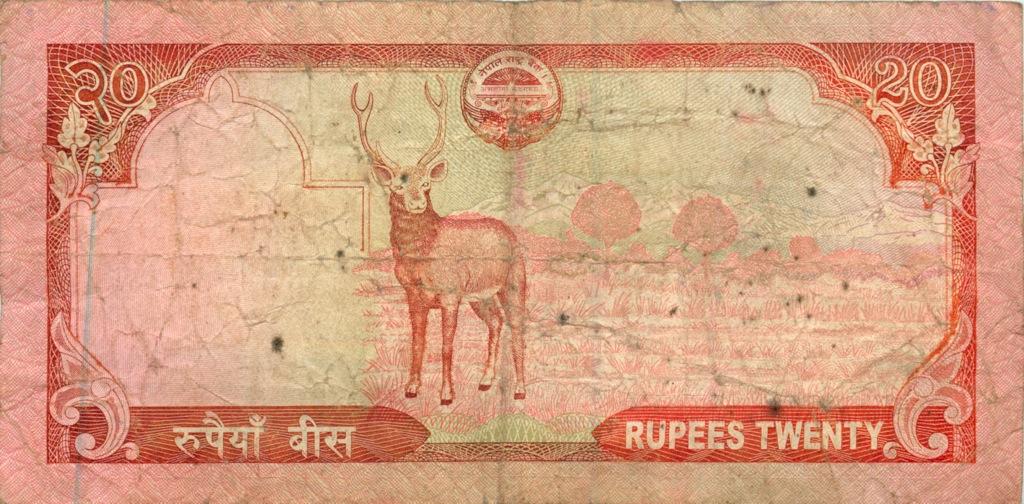 20 рупий (Непал)