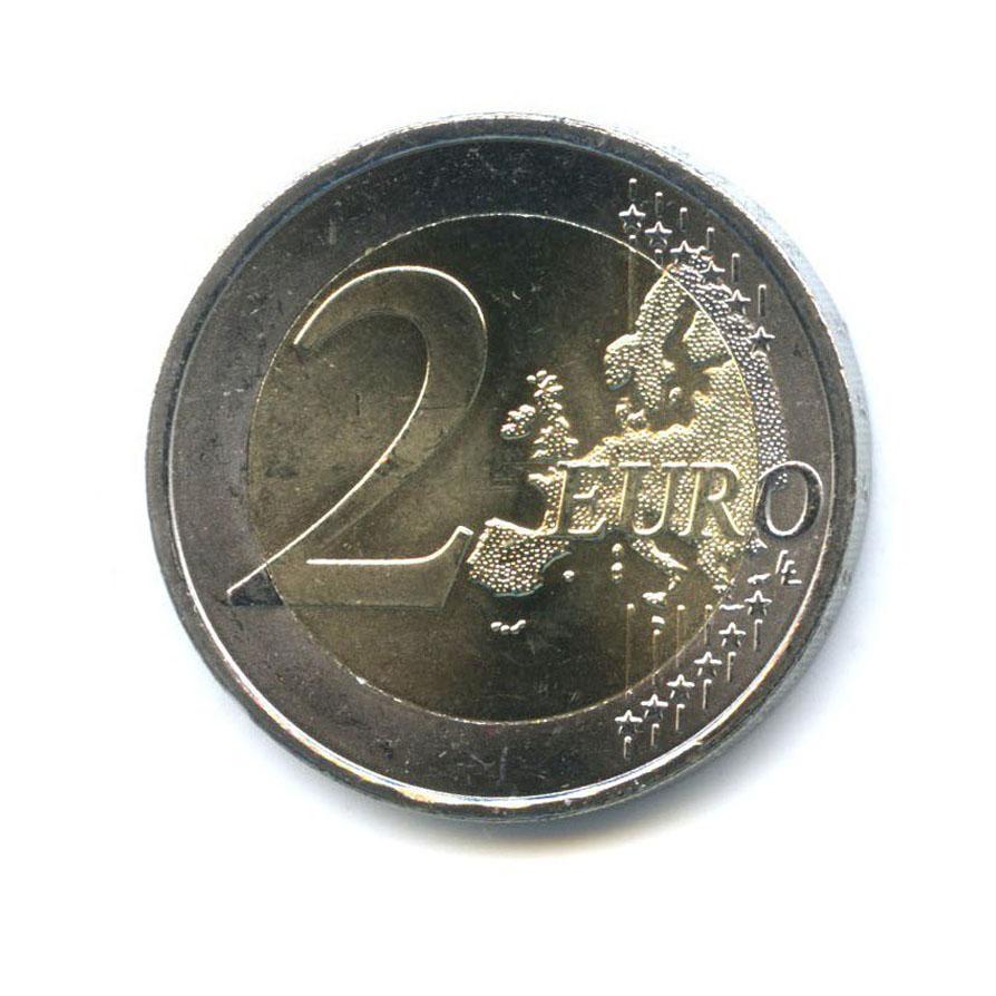 2 евро - 30 лет флагу Европы 2015 года (Австрия)