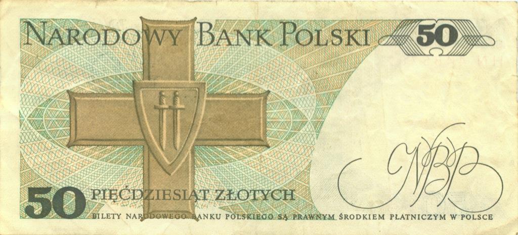 50 злотых 1988 года (Польша)