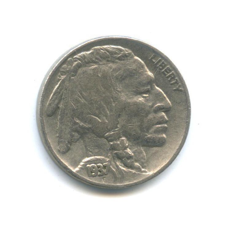 5 центов 1937 года (США)