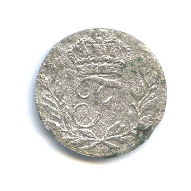 1 эре - Фредрик I 1732 года (Швеция)