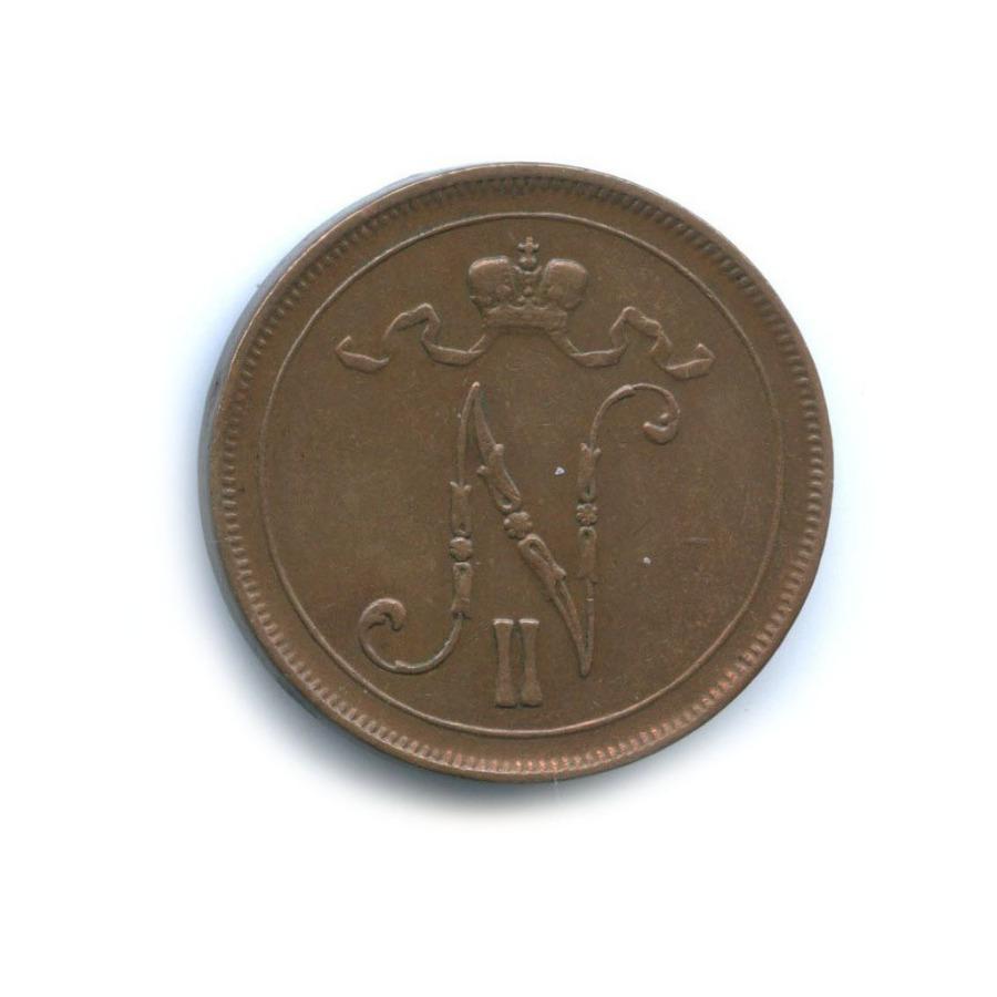 10 пенни 1913 года (Российская Империя)