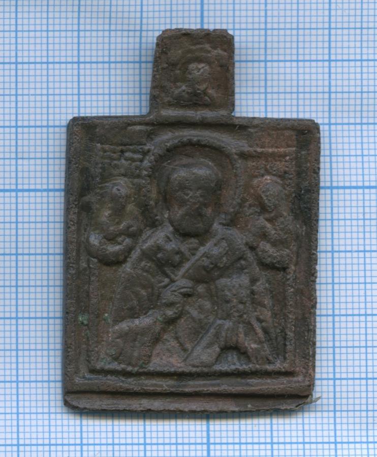 Иконка нательная «Николай Чудотворец»