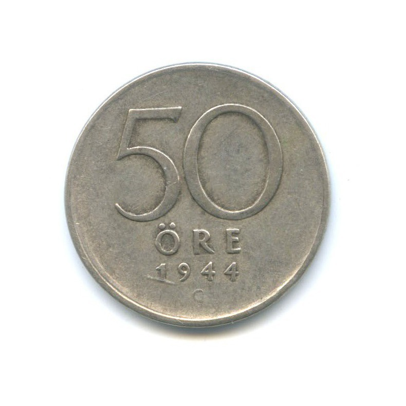 50 эре 1944 года (Швеция)