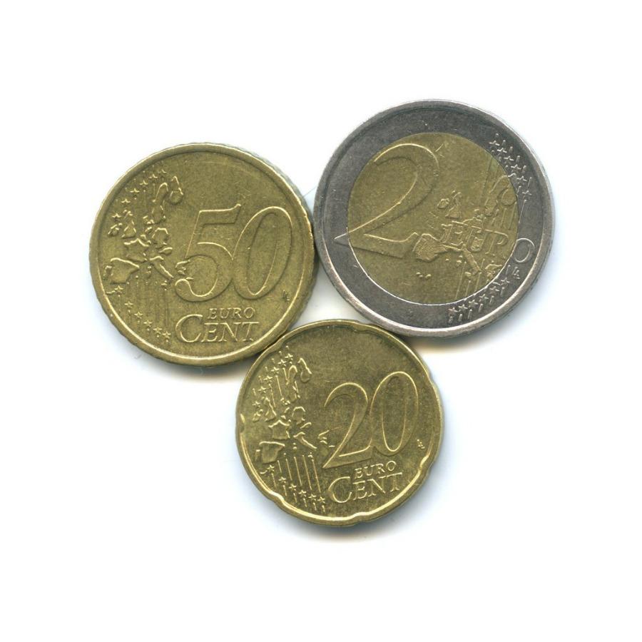 Набор монет (Германия, Финляндия)