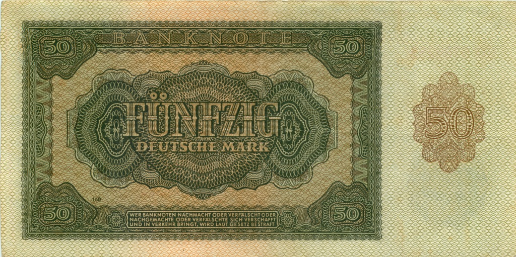 50 марок 1948 года (Германия)