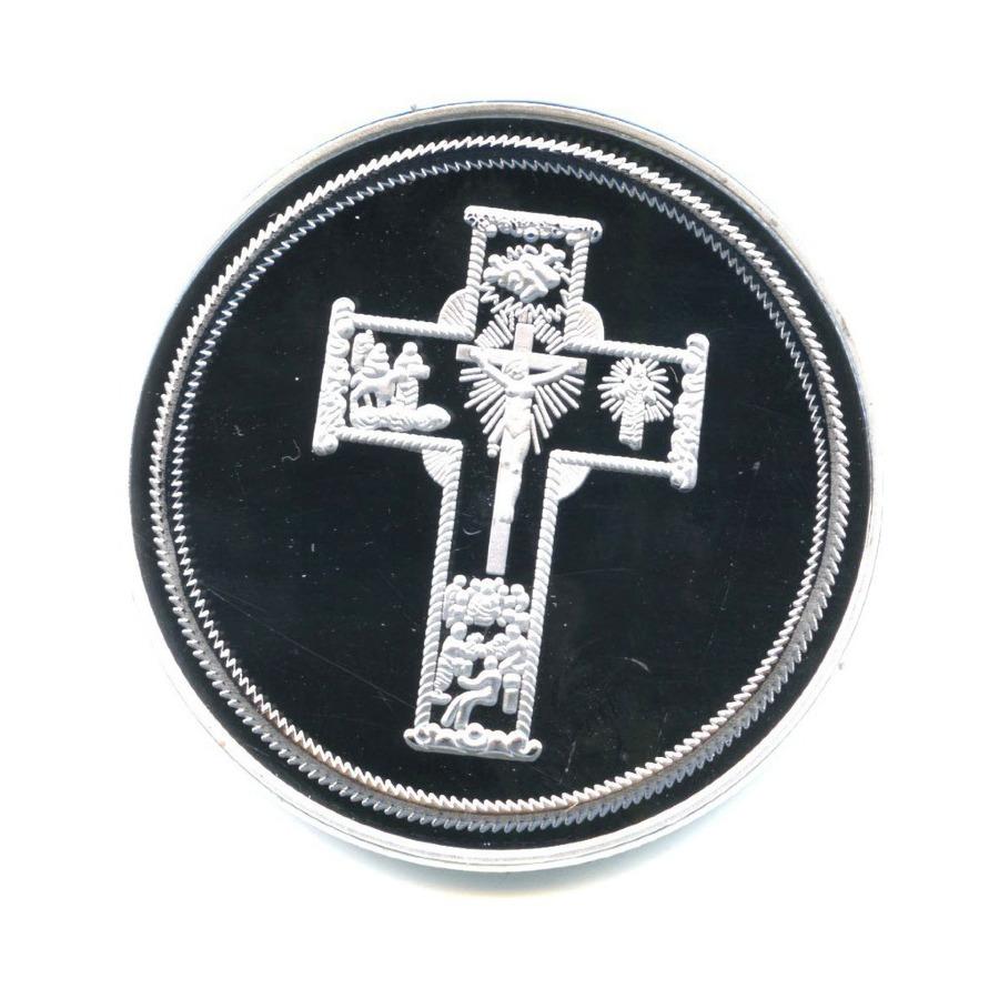 Жетон «Святой Кристофер» (вкапсуле)