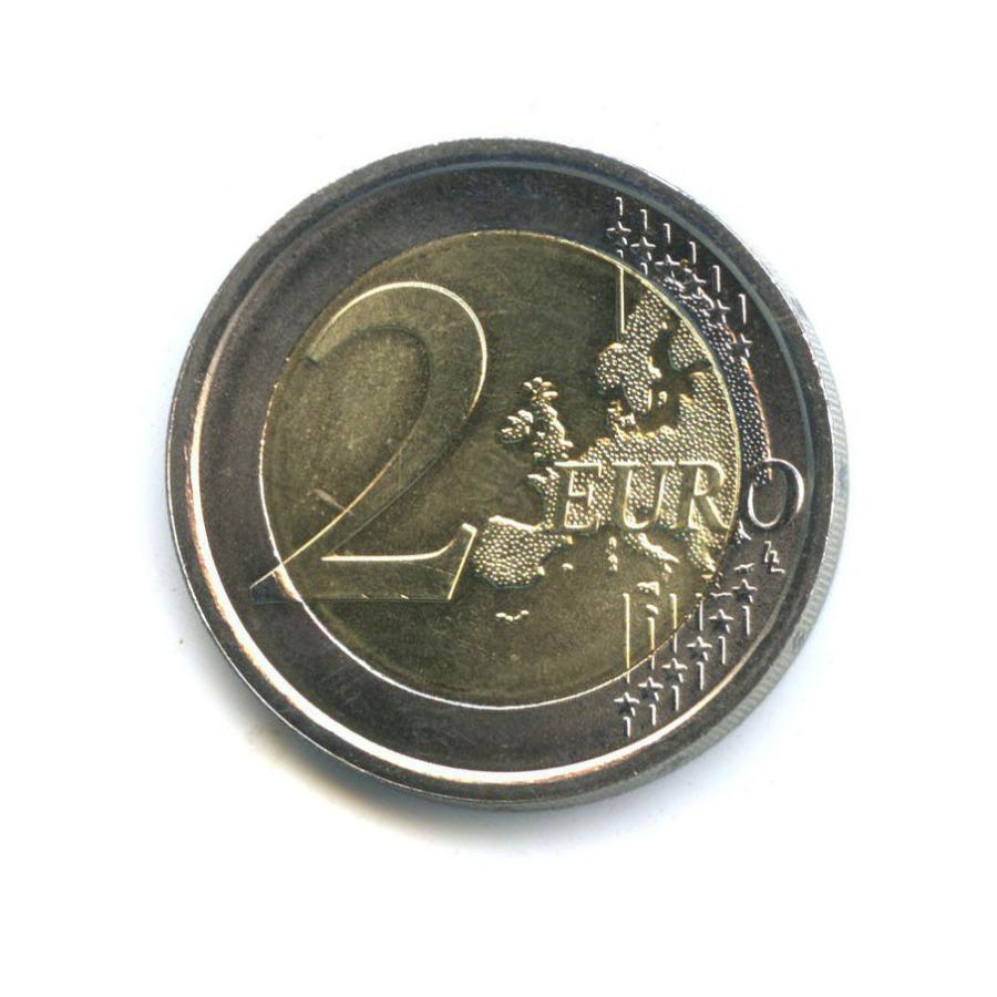 2 евро - 200 лет итальянским карабинерам 2014 года (Италия)