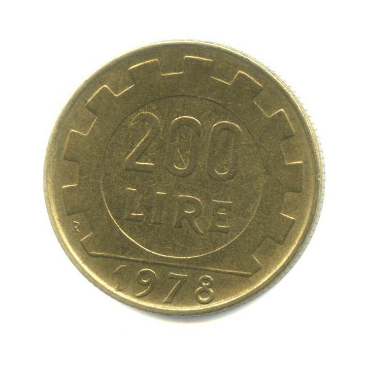 200 лир 1978 года (Италия)