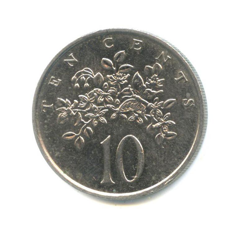 10 центов, Ямайка 1981 года