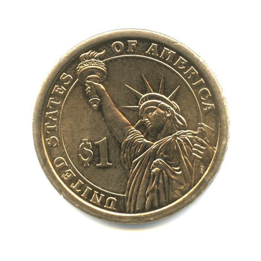 1 доллар — 6-ой Президент США - Джон Куинси Адамс (1825-1829) 2008 года P (США)