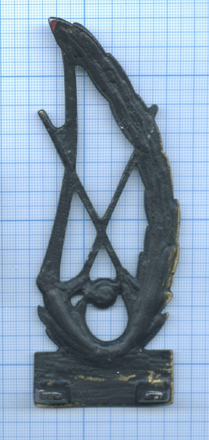 Медаль настольная «Tikkurilan Tiikerit Tsemppari» 2000 года (Финляндия)