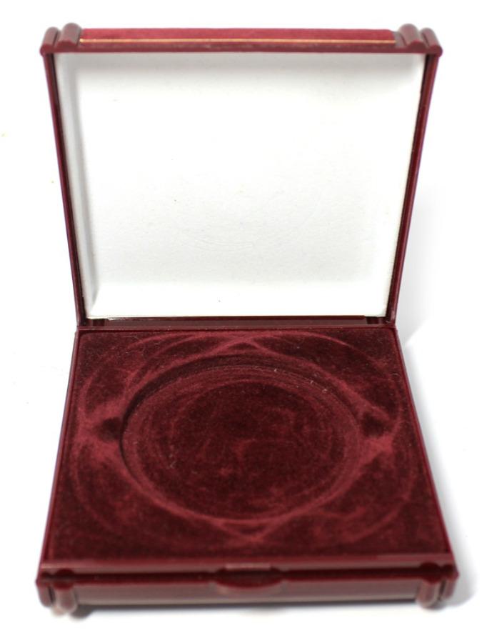 Футляр для монеты/медали размером 6×6 см