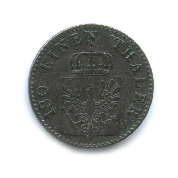 2 пфеннинга, Пруссия 1848 года А
