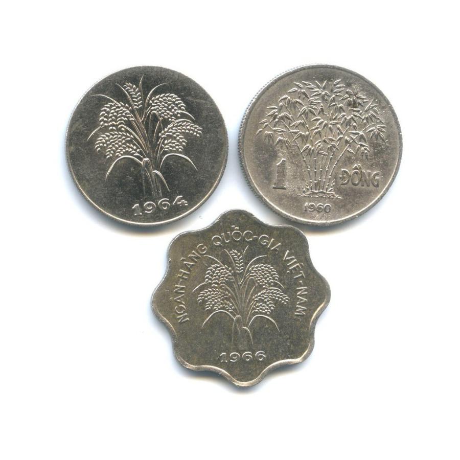 Набор монет (Вьетнам)