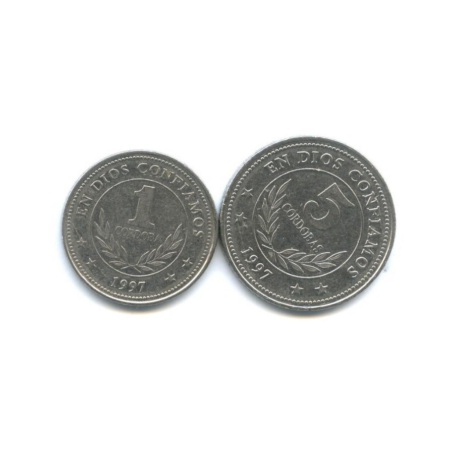 Набор монет (Никарагуа) 1997 года