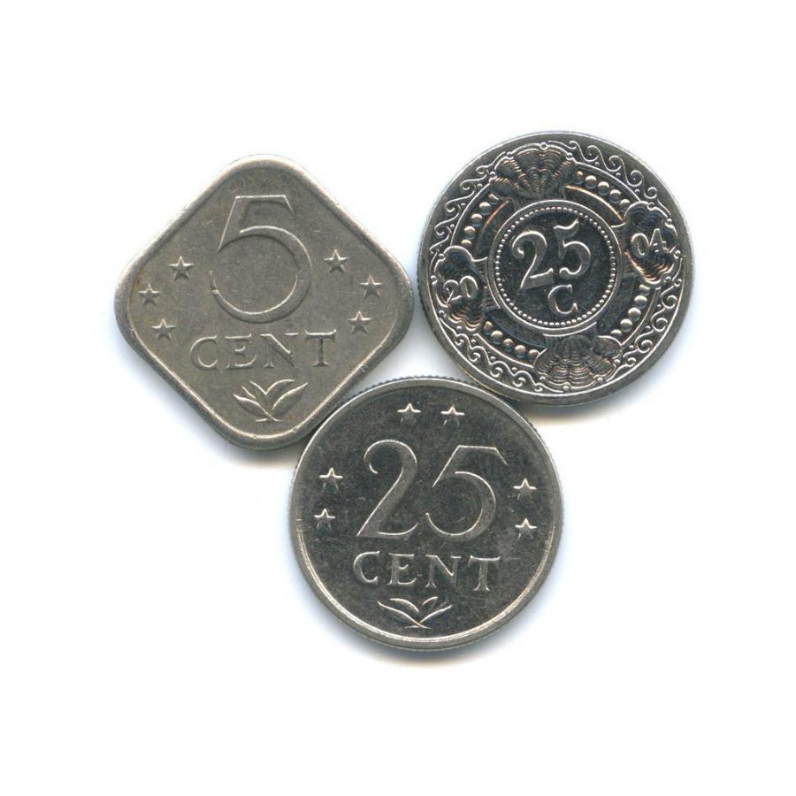 Набор монет (Нидерландские Антильские острова)