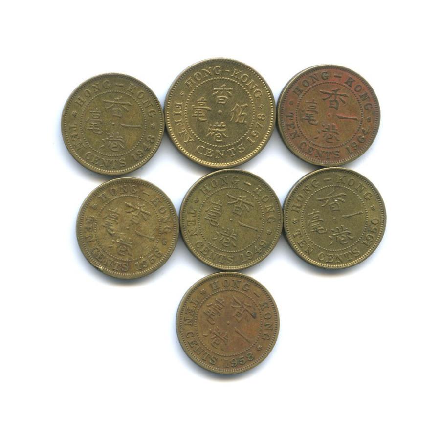 Набор монет (Гонконг)