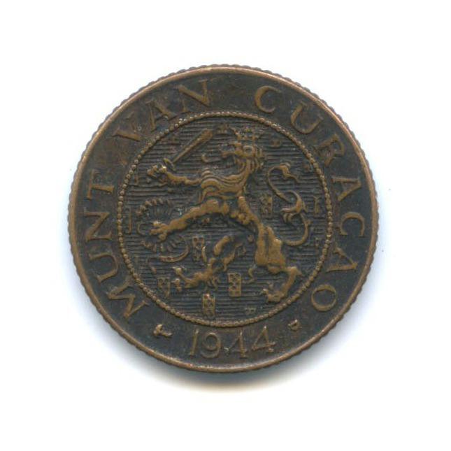 1 цент (Кюрасао) 1944 года
