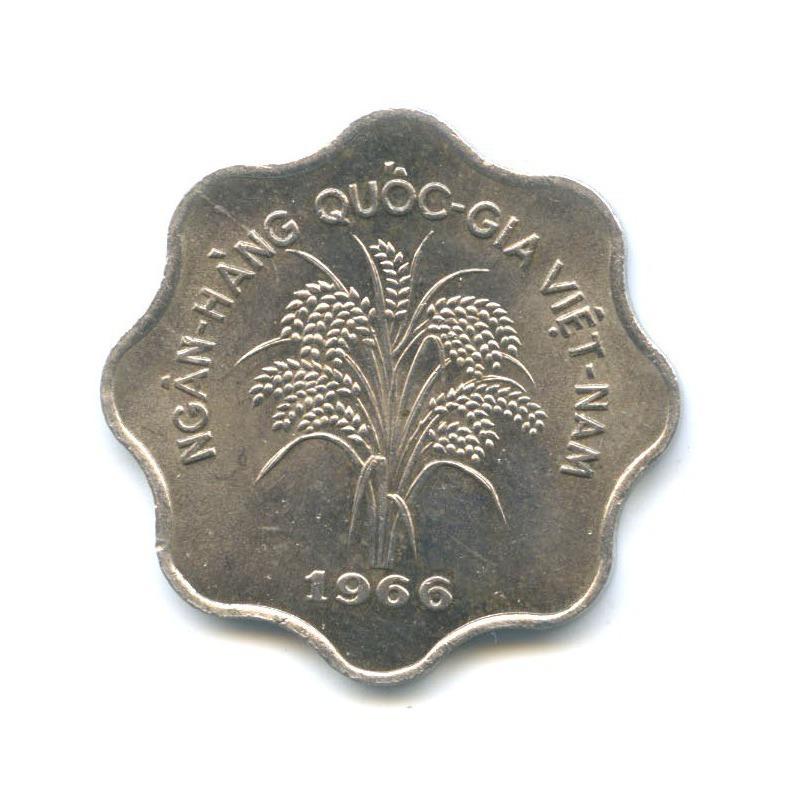5 донгов 1966 года (Вьетнам)