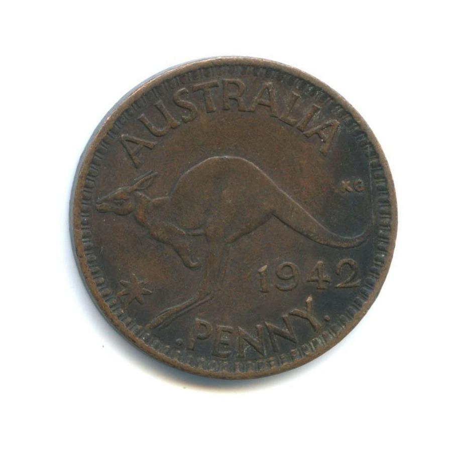 1 пенни 1942 года I (Австралия)