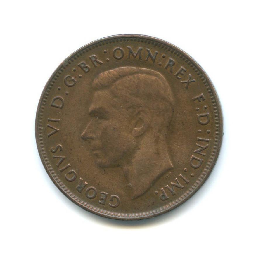 1 пенни 1940 года (Австралия)