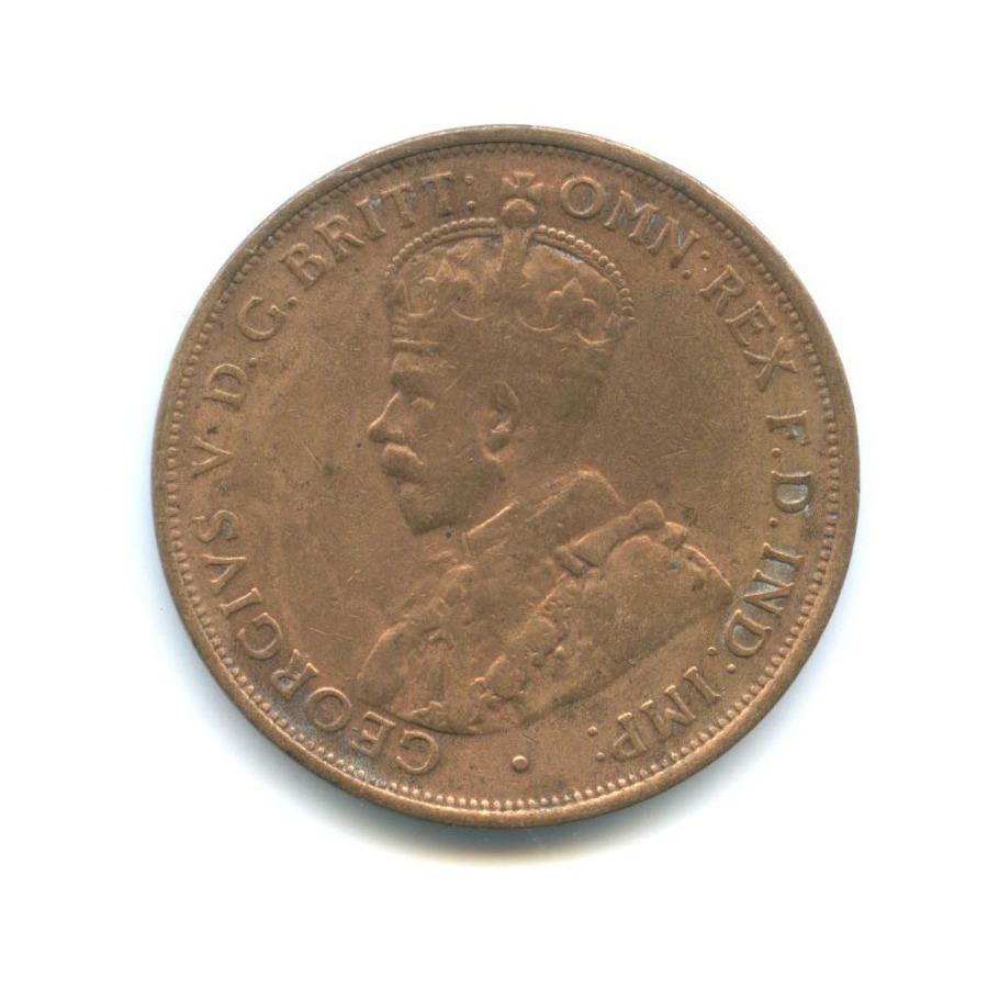 1 пенни 1913 года (Австралия)