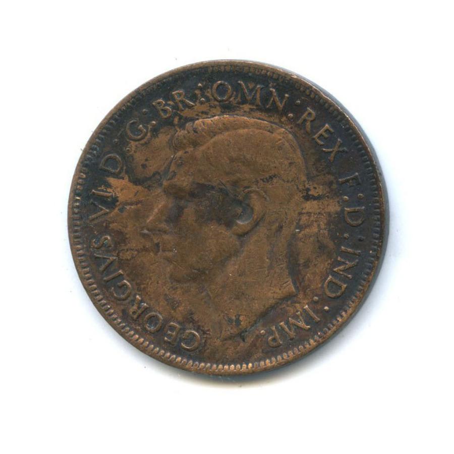 1 пенни 1938 года (Австралия)