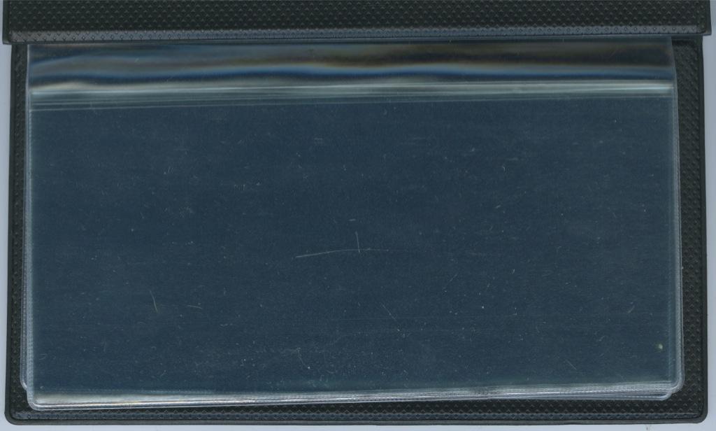 Альбом для банкнот (16 ячеек)