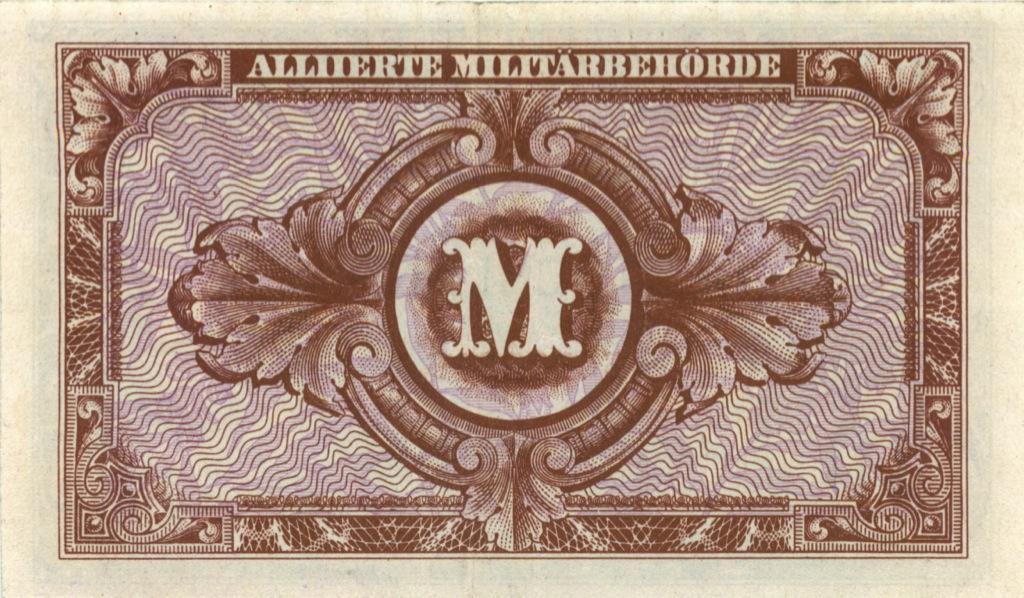 10 марок 1944 года (Германия (Третий рейх))