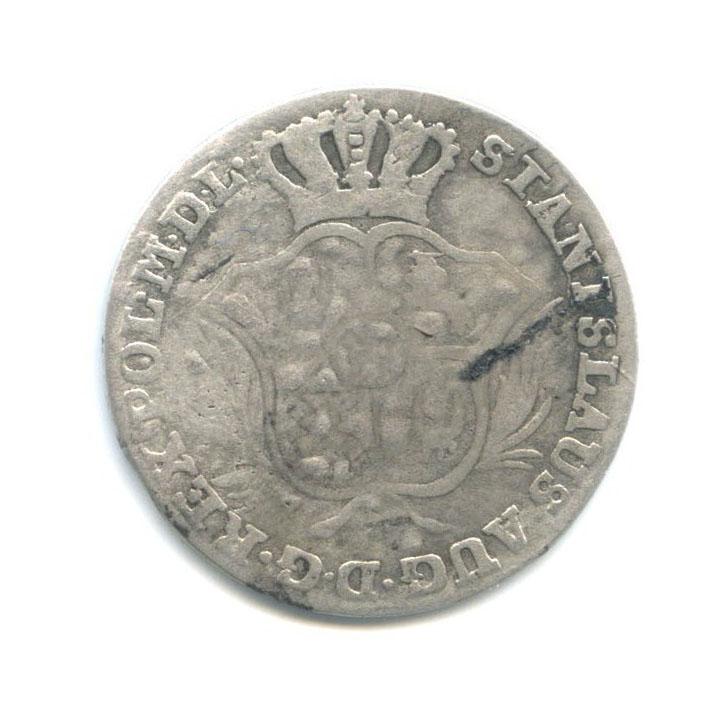 2 гроша - Станислав Август (Речь Посполитая) 1769 года