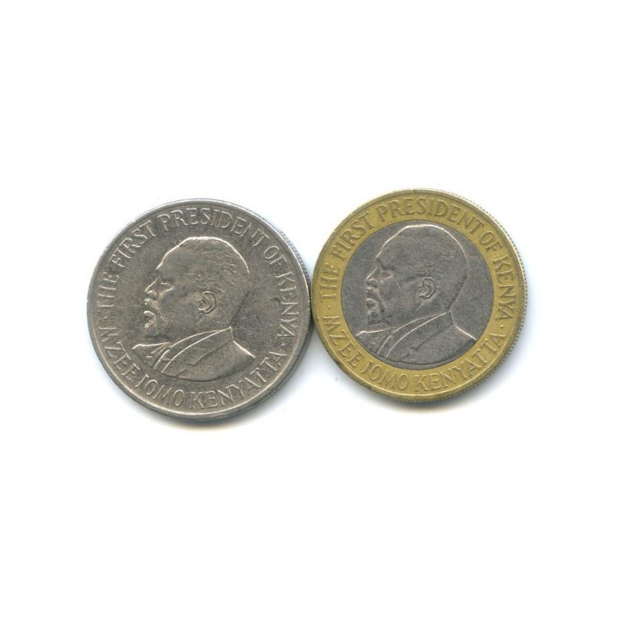 Набор монет 2005 года (Кения)