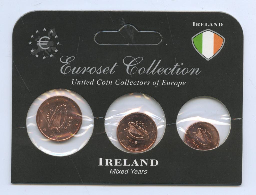 Набор монет 2002 года (Ирландия)