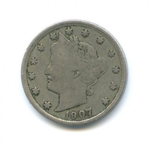 5 центов 1907 года (США)