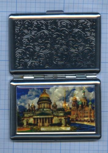 Портсигар «Санкт-Петербург»