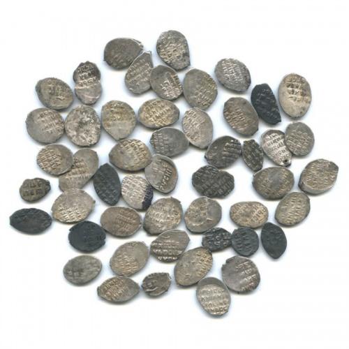 Набор монет «чешуя» (50 шт.)
