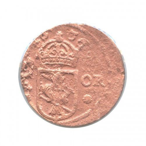 1/4 эре (вхолдере) 1636 года (Швеция)