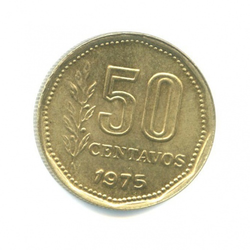50 сентаво 1975 года (Аргентина)