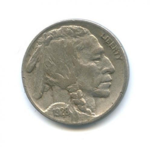 5 центов 1928 года (США)