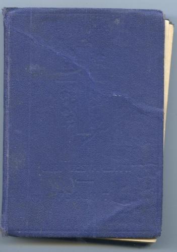 Книга «Uusi Testamentti» (84 стр.) 1940 года (Финляндия)
