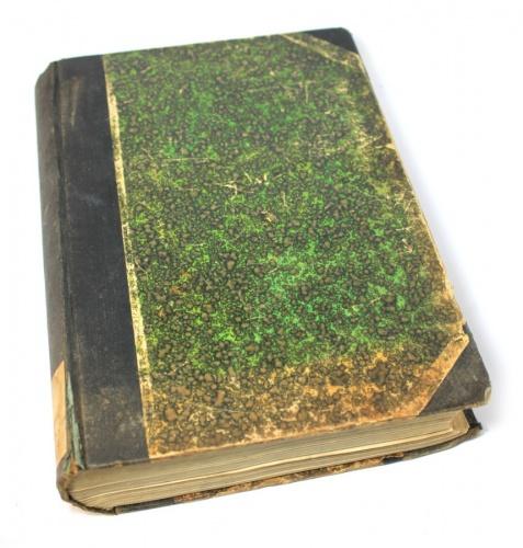 Книга «Zeitschrift für forst und Jagdmesen», Берлин, 830 стр. 1909 года (Германия)