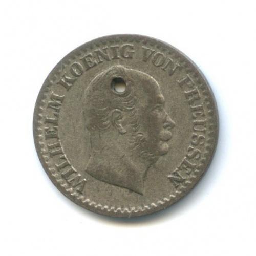 1 грош - Вильгельм I, Пруссия 1870 года В