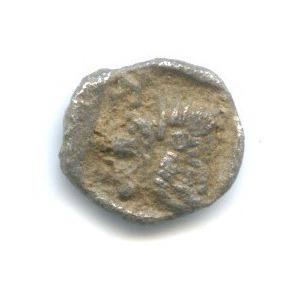 Гемиобол - Мизия (Кизик) 480-450 гг. до н. э.