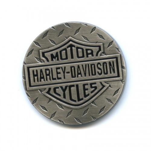 Жетон «Motocycles Harley-Davidson» (4,5 см)
