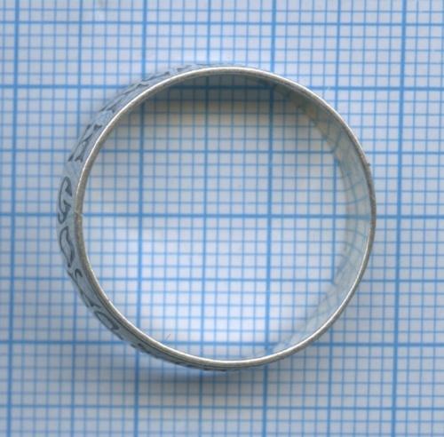 Кольцо «Спаси исохрани»