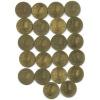 Набор монет 10 рублей — Города воинской славы - Великие Луки 2012 года (Россия)