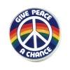 Жетон «Дай Миру шанс/Джон Ленон» (вкапсуле)