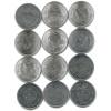 Набор монет 10 шиллингов - Восточный календарь, Сомалиленд 2012 года
