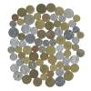 Набор монет, разные страны (77 шт.)